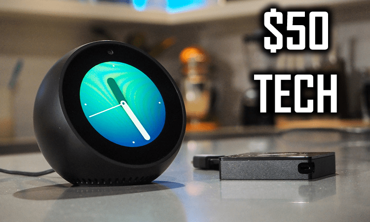 5 Affordable Cool Tech Gifts Under 50 2020 Gamergreatness